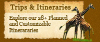 Trips & Itineraries